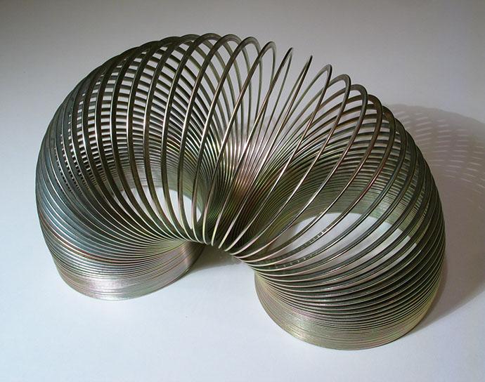 Use a Slinky