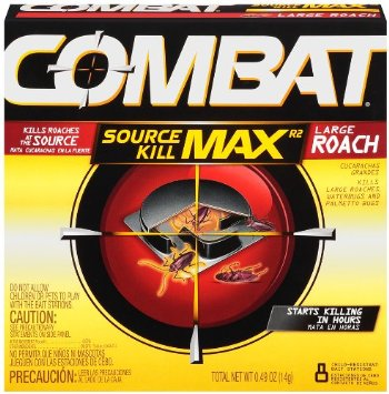 Combat Source Kill Max R2 Large Roach Bait