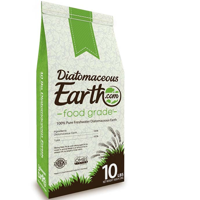 diatomeceous earth food grade