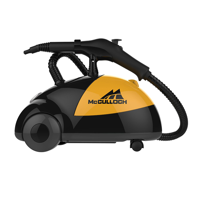 McCulloh MC1275 heavy duty steam cleaner